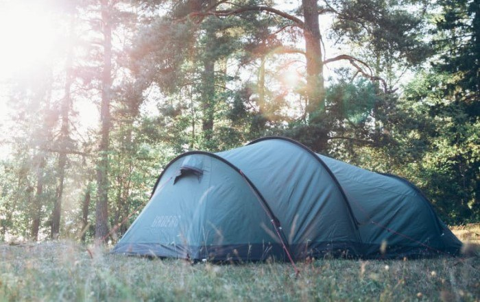 3 4 person Dome tent 3 4 manna kupoltält 3 4 manns